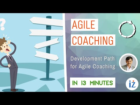 Development Path for Agile Coaching - YouTube
