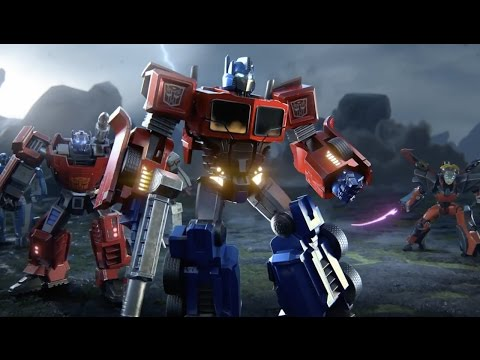 TRANSFORMERS---Forged-to-Fight---Video