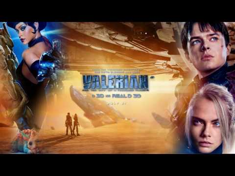 Soundtrack Valerian and the City of a Thousand Planets - Musique film Valérian