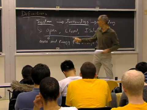 Clase 1 : estado de un sistema, la ley 0, ecuación de estado