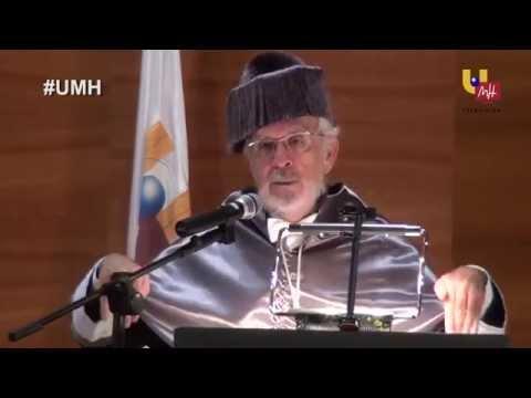 Discurso de investidura Doctor Honoris Causa D. Antonio Fraguas