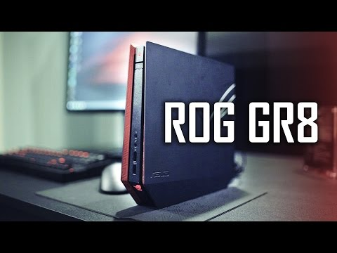 Asus ROG GR8 - Console Killer Tiny PC w/ i7 | GTX 750Ti | 8GB