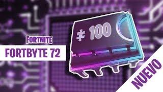 Fortnite FORTBYTE #72 - 21 de mayo