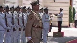 Svět 2011: Jak nám v Iráku zahráli hymnu