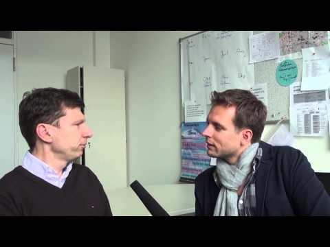 Professor Sven Ripsas erklärt Entrepreneurship und alles, was dahinter steckt