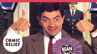 Mr Bean   I Want To Be Elected | Comic Relief