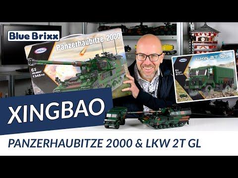LKW 2t GL, Bundeswehr
