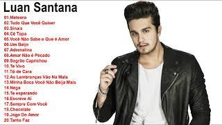 Luan Santana - MELHORES MUSICAS [ CD ] [ 2018 ] | Melhores Músicas De Luan Santana