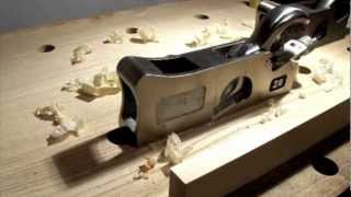 SOBA (India) 3-in-1 shoulder plane tune-up and review