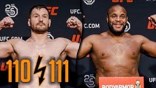 Миочич Кормье взвешивание UFC 226 - о чем говорят цифры