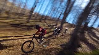 MTB FPV (audio GoPro Hero 9 Black Media Mod - Mountain Biker 3)