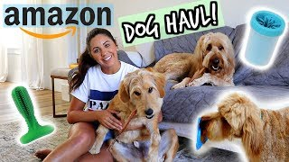 AMAZON DOG HAUL! BEST DOG FINDS!