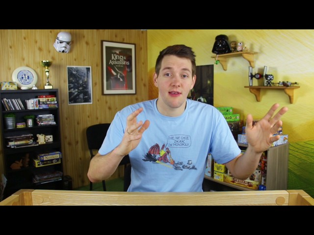 Gry planszowe uWookiego - YouTube - embed kLv0i7CAGK4