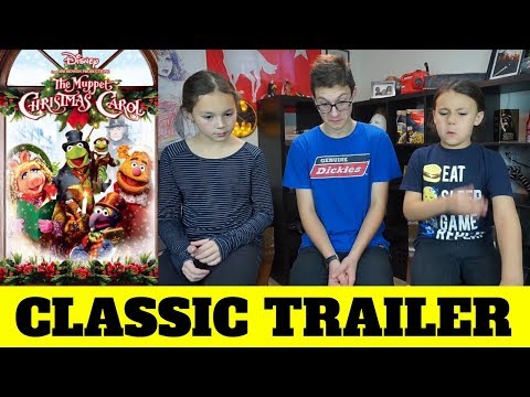 The Muppet Christmas Carol Trailer 1992.Caroltrailer Novyj Trend Smotret Onlajn Na Sajte Trendovi Ru
