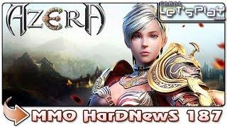 Azera Online, MMO 18+ de PvP - MMO HardNewS #187