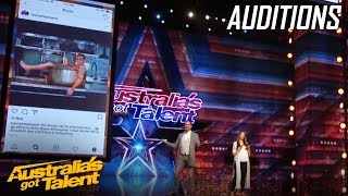 PHOENIX The Mind Guy ASTOUNDS the Judges | Auditions | Australia's Got Talent