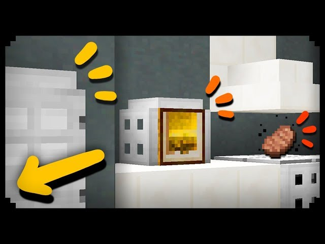 Minecraft kitchen ideas: delicious recipes to give your next build some pizzazz PCGamesN