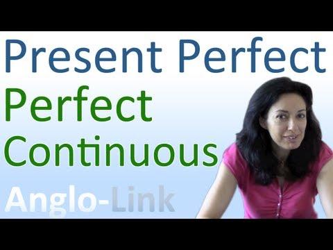 Present Perfect Continuous vs Present Perfect - Learn English Tenses (Lesson 3)