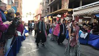 preview picture of video 'Los Reyes Magos Torrevieja 2018 vídeo 2'