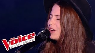 Gambar cover Kavinsky - Nightcall   Claire Gautier   The Voice France 2017   Blind Audition