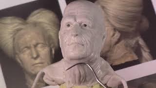 Sculpting Dracula