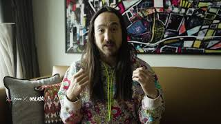 Steve Aoki announces his work with World Cyber Games : Beyond the Game (Steve Aoki Remix)