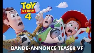 Toy Story 4 | Bande-annonce teaser VF #1 | Disney BE