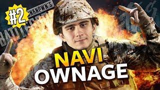 NAVI PUBG OWNAGE #2