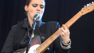 Anna Calvi - Blackout - End Of The Road Festival 2012