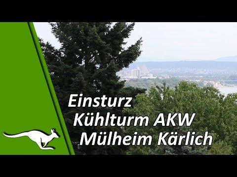 Einsturz Kühlturm AKW Mülheim Kärlich   So habe ich es erlebt