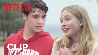 How To Talk To Cute Boys At The Beach 😍 The Baby-Sitters Club | Netflix Futures