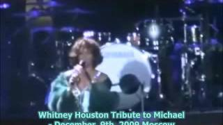 Michael Jackson Whitney Houston - story of a friendship sub ita.avi