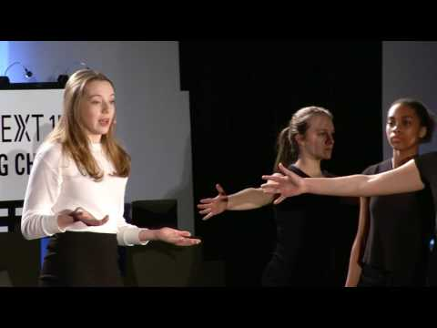 Novel ways to talk science: dancing relativity | Mathilde Papillon