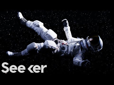 Seeker:  This Special Training Keeps Astronauts From Vomiting Everywhere