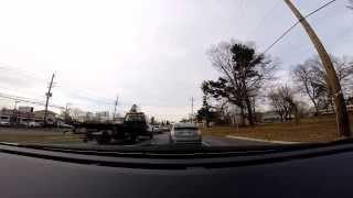 preview picture of video 'Driving from woodbridge nj to Flemington, NJ'