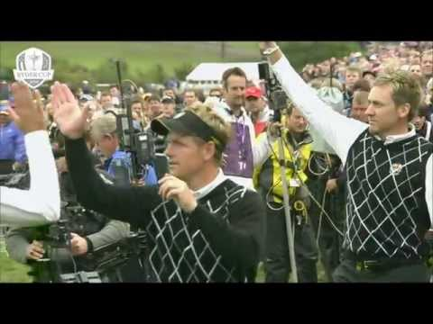 2014 Ryder Cup Practice Day – Tartan Tuesday