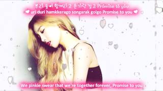 SNSD Promise [ENG SUB + ROM + HAN] HD