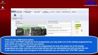 Volkswagen Passat Comfort Module-255th Module-Zed-FULL EEPROM & MCU application through PC SW