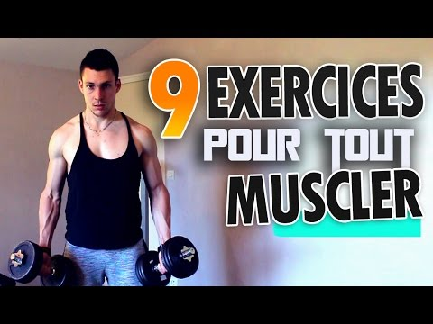 Les vitamines les muscles augmentant