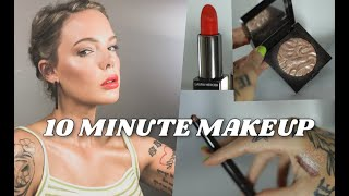 USING ONLY LAURA MERCIER PRODUCTS | Spring Makeup Tutorial // Mallory1712