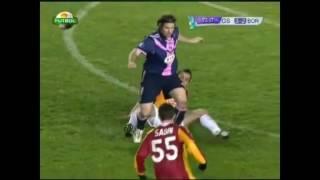 Galatasaray 4 - 3 Bordeaux    (26-02-2009)   Coupe UEFA