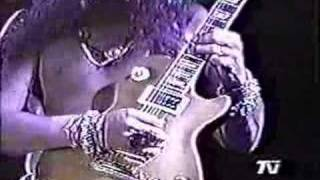 Slash Guitar Solo (Chile '92)