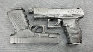Glock 19 Gen 4 vs Walther PPQ