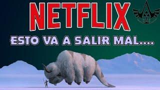 Avatar De Netflix Sera Un Fracaso L Avatar: La Leyenda De Aang Live Action L Green Hood