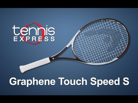 HEAD Graphene Touch Speed S Tennis Racquet Review | Tennis Express