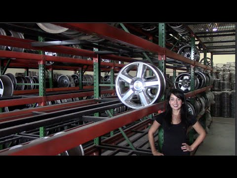 Factory Original Chevrolet SSR Rims & OEM Chevy SSR Wheels – OriginalWheel.com