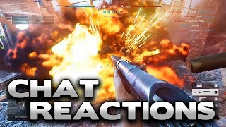 "Battlefield 5 ""We beat two hackers"" - Chat Reactions 4"
