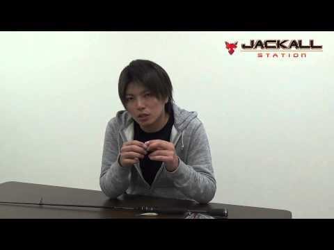 西川慧プロ、JB TOP50に向けての意気込み