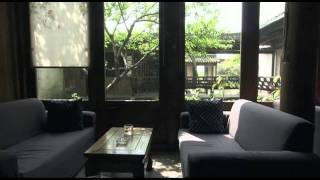 Video : China : HuiZhou 惠州 (HuangShan City), AnHui province - video