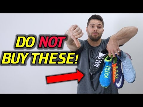 DO NOT BUY THESE! – Top 5 Worst Nike Soccer Cleats/Football Boots